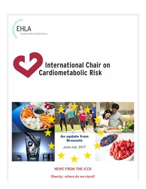 EHLA Newsletter - An Update From Brussels June July 2017