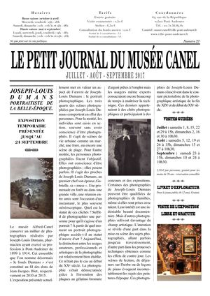 Journal Musee 27