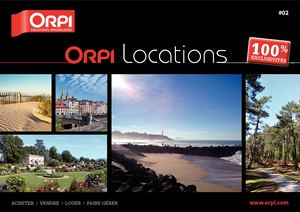 ORPI LOCATIONS PAYS BASQUE N°2