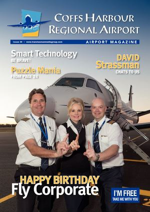 Coffs Harbour Airport Issue 39