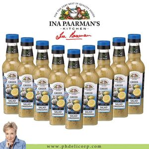 Ina Paarman Greek Salad Dressing By Ph Deli Corp Is Available In Selected Supermarkets92981 92981