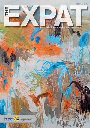 The Expat July 2017