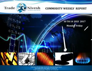 Commodity Weekly Report 10 14 July 2017