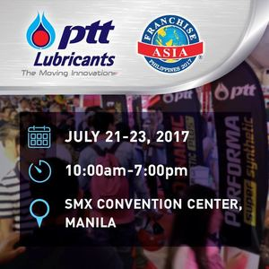 Join The Asias Biggest 4 In 1 Franchise Event With Ptt At Smx Convention Center On July 21 23 93031