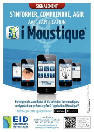 Flyer Application i Moustique