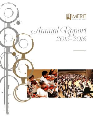 Annual Report FY2016