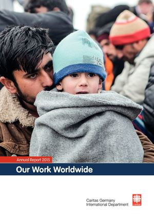 Annual Report 2015 - Caritas international