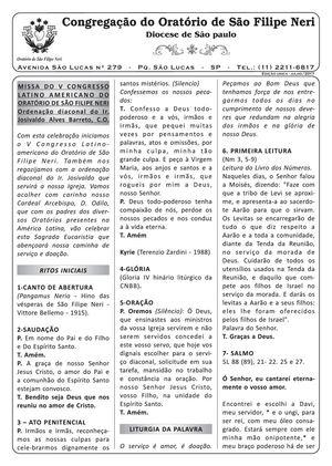Missal Romano Em Portugues Pdf