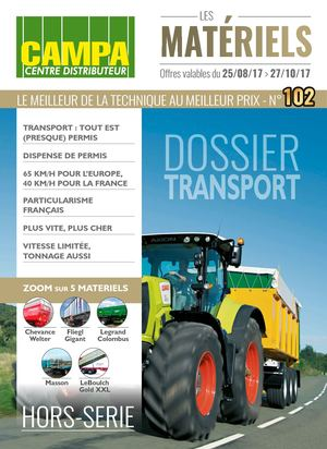 Campa Dossier Transport 102