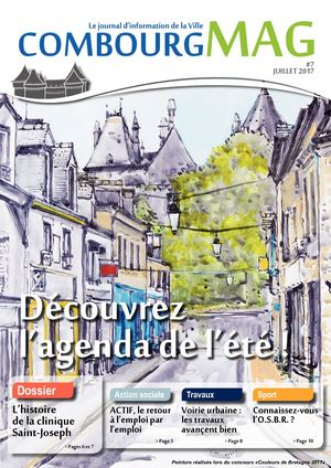 Combourg Mag #7