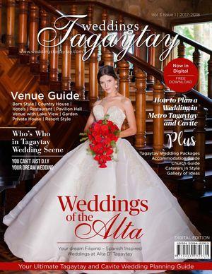 9d717d42ba6 Calaméo - Weddings Tagaytay Digital Magazine