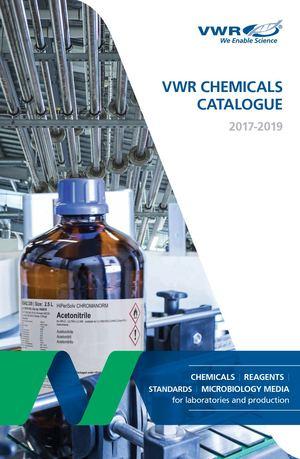 Calaméo - Cata Vwr Chemicals 2017 En Pdf
