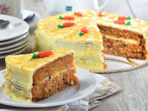 Enjoy Life Its Sweetness With A Carrot Cake For Only P864 From Figaro Coffee Company93388 93388