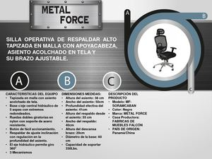 Catalogo Metal Force 2017