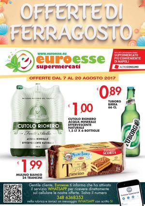 Calaméo - Volantino Euroesse Supermercati 278bf234e4b