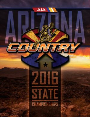 2016 AIA State Cross Country Championships