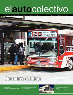 El AutoColectivo Edición N° 609