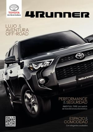 4runner Catalogo