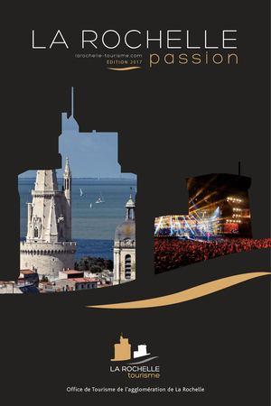 office de tourisme la rochelle brochures