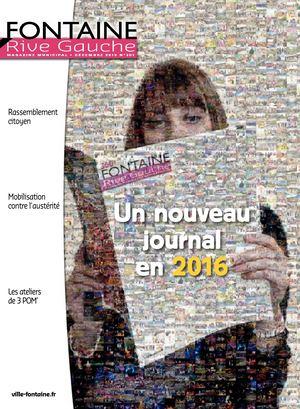 Fontaine Rive Gauche 301 Decembre 2015