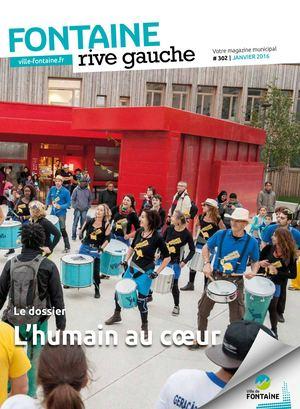Fontaine Rive Gauche 302 Janvier 2016