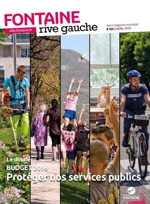 Fontaine Rive Gauche 305 Avril 2016