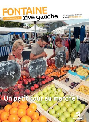 Fontaine Rive Gauche 309 Septembre 2016
