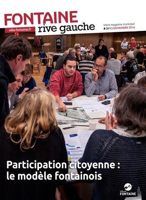 Fontaine Rive Gauche 311 Novembre 2016