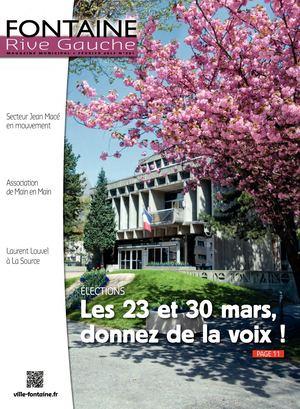 Fontaine Rive Gauche 281 Fevrier 2014