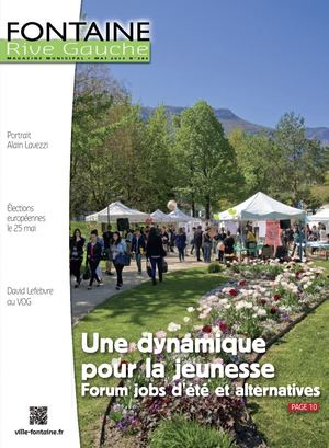 Fontaine Rive Gauche 284 Mai 2014