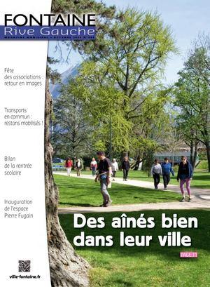 Fontaine Rive Gauche 288 Octobre 2014