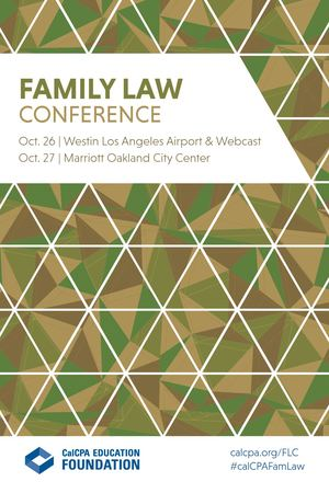 2017 Family Law Conference