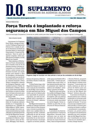 aa7265ad2 Calaméo - Suplemento do Diário Oficial do Estado de Alagoas