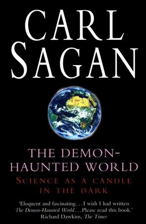 Calamo Carl Sagan The Demon Haunted World Science As A Candle In