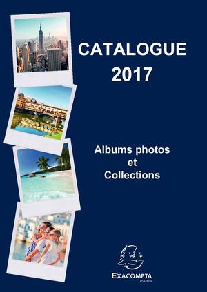 Catalogue Albums Photos 2017