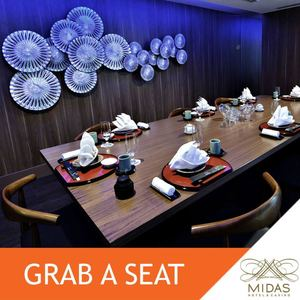 Dont Be Shy To Eat As Much As You Want With Buffet Spreads At Midas Hotel Casino 94089