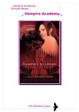 Calaméo - Academia De Vampiros Academia De Vampiros 1