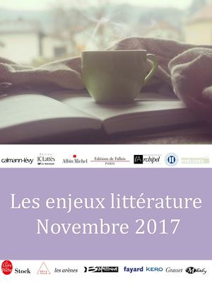 Lds Argus Novembre 2017 Poche Litterature City