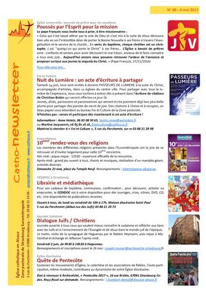 Catho Newsletter N°80