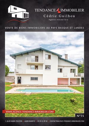 TENDANCE IMMOBILIER N°15 - Septembre 2017