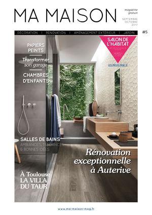 Calaméo Ma Maison Magazine Gratuit Numero 5