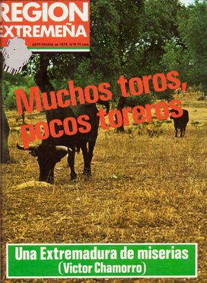 Calaméo - Región Extremeña nº 6 1979. Revista del Hogar Extremeño de ... e5ae69db361
