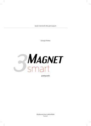 Calaméo - Magnet Smart 3 - Podręcznik