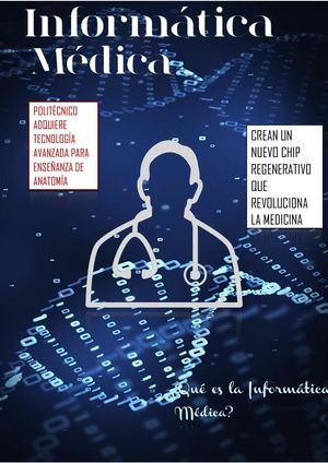 Calaméo - REVISTA 1°   INFORMÁTICA MÉDICA