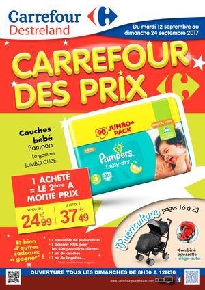 Calameo Carrefour Destreland Carrefour Des Prix 0917