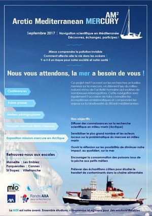 Programme Artic Expedition