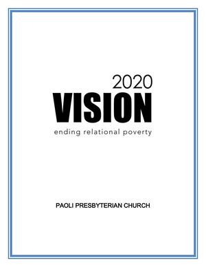 Vision 2020 Report