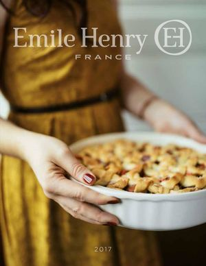 Emile Henry Catalogue2017