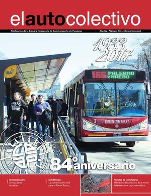 El AutoColectivo Edición N° 610