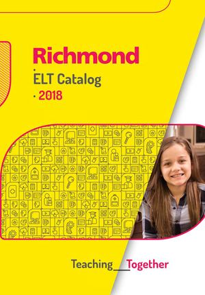 Catalogo ELT Richmond 2018